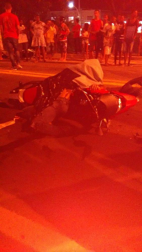 Grave acidente tira a vida de dois Jovens em Seropédica