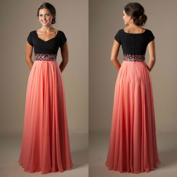 floor length modest - Google Search