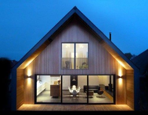 Designing A Desire House Is Not Easy Not Only Since The Idea But You Additionally Have To Determine The Bu In 2020 Danish House Rustic Houses Exterior House Exterior