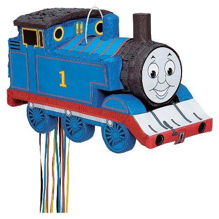 Thomas the Tank 3D Pull-String Pinata : Target