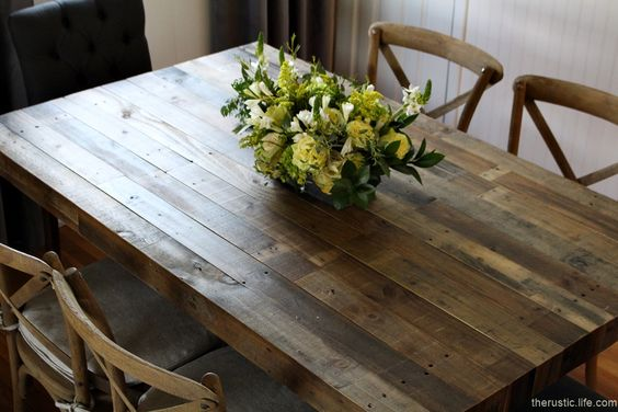 Emmerson Reclaimed Wood Dining Table From West Elm