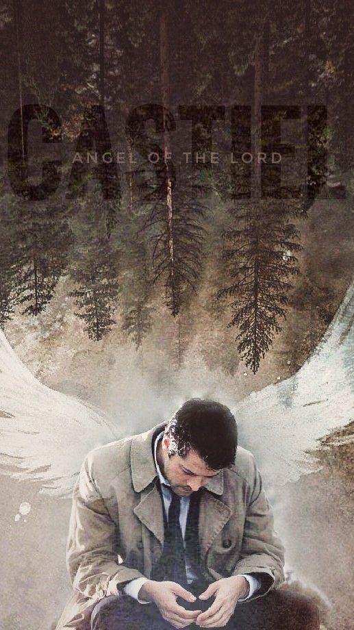 Myst Blm On Twitter Castiel Supernatural Supernatural Wallpaper Supernatural Background