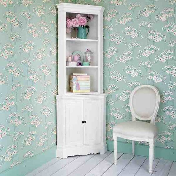Corner dressing table bathroom corner tables pinterest Corner dressing table