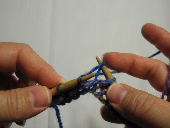 Knitting Left Handed Ssk : Pinterest the world s catalog of ideas