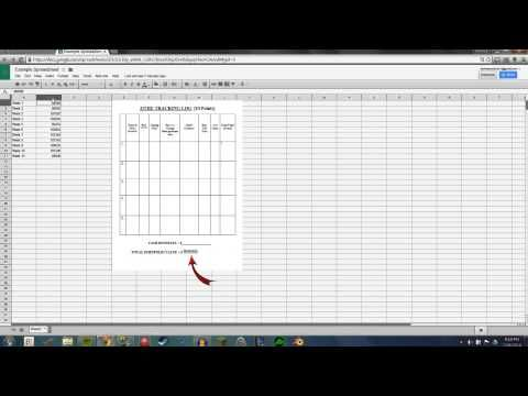 $100,000 Stock Market Project - Mr Gurney How To Make A Tracking