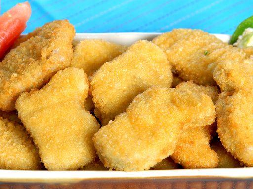 nuggets de poulet faciles recette de cuisine marmiton