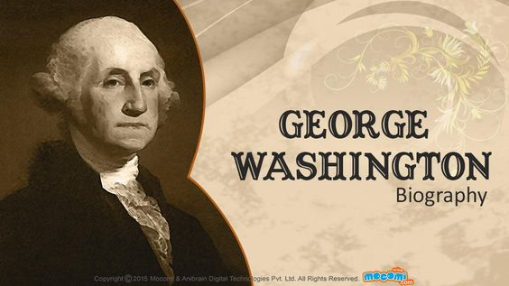 a biography of george washington an american president The pocket watch worn by the first american president, george washington (the hole in the front fits a small key used to manually wind the watch daily president george washington facts - biography, facts, pictures and coloring pages.