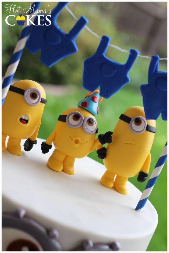 Happy 1st Birthday Donny!! I can't any credit... - Hot Mama's Cakes