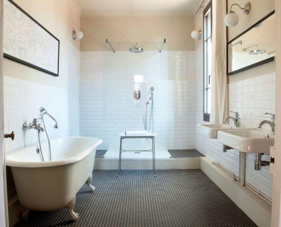 30 salles de bains vintage | Deco | Salle de bain, Salle de ...