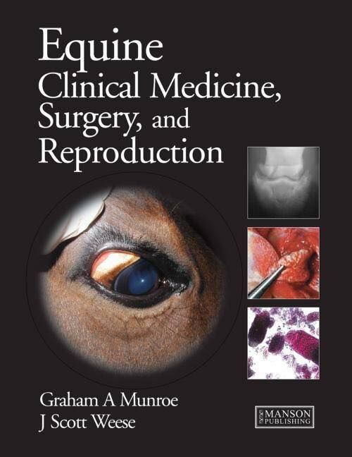 Equine Clinical Medicine Surgery And Reproduction Pdf Free Download Veterinary Surgery Veterinarians Medicine Medicine