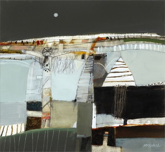 archie dunbar mcintosh art | Lanark - Archie Dunbar McIntosh: