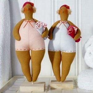 Кукла Тильда Купальщица. Как сшить куклу Тильда? Выкройки Тильды.: Tilda, Tilda Dolls, Doll Pattern, Doll Making, Tilda S