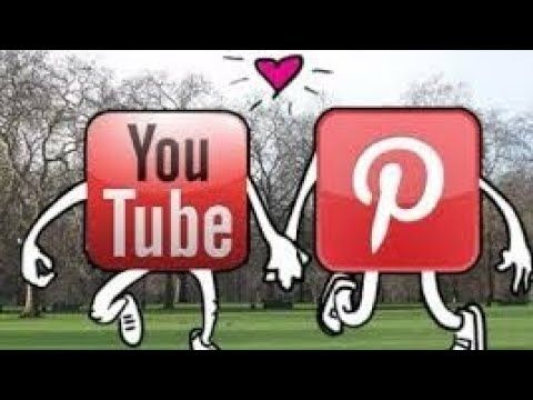 Como Compartir Videos De Youtube En Pinterest Tendrás Más Visitas En Tus Videos Youtube Videos De Youtube Videos Youtube