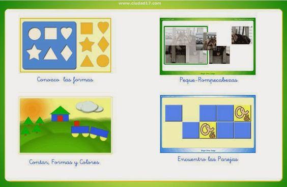 Jugando y aprendiendo juntos cuatro actividades for Aprendiendo y jugando jardin infantil