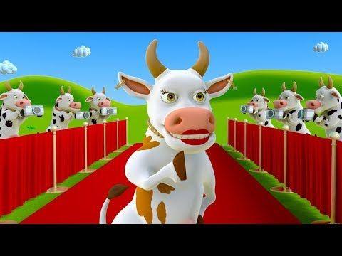 Niños Y Vacas Lecheras Granja Canciones Para Niños Youtube Vacas Lecheras Canciones Infantiles Cumpleaños De Animales De Granja