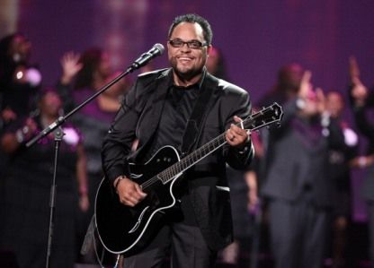 """Check out Israel Houghton's new song """"It's Not Over"""" featuring James Fortune and Jason Nelson 