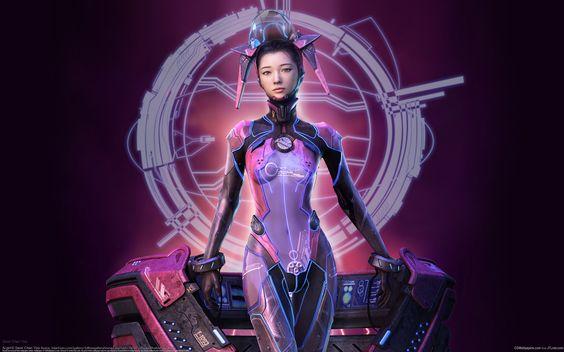 Скачать обои CG Wallpapers, Костюм, Neo, Будущее, Seok Chan Yoo, раздел рендеринг в разрешении 2560x1600