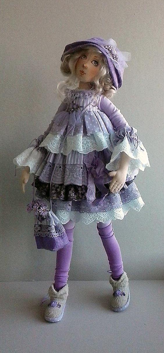 НАТАЛЬЯ М�РОНОВА - куклы в наличии | OK.RU