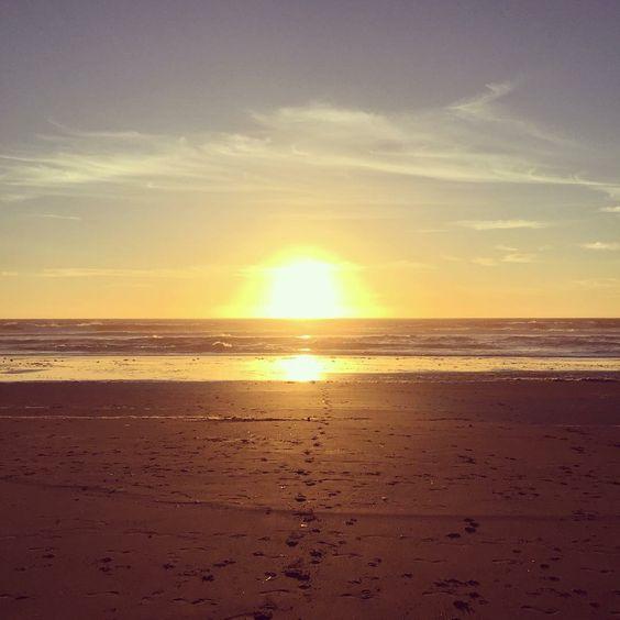 NYE Sunset, San Francisco by Anh Vu R.