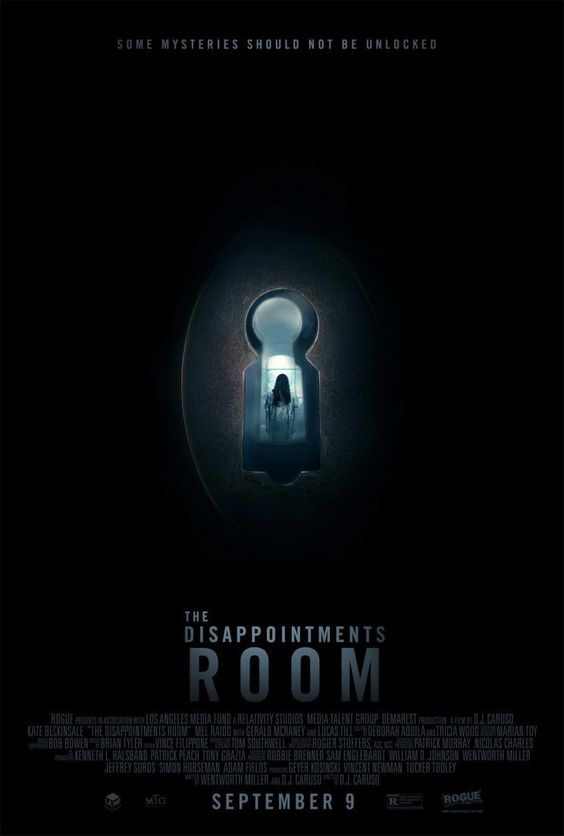 Return to the main poster page for The Disappointments Room