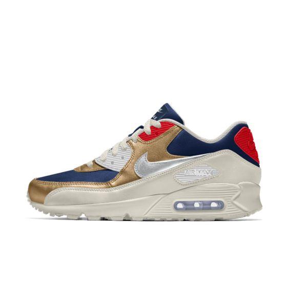 Custom Nike air max 90's
