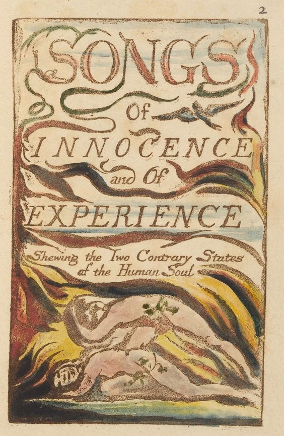 Love in songs of innocence and experience essay