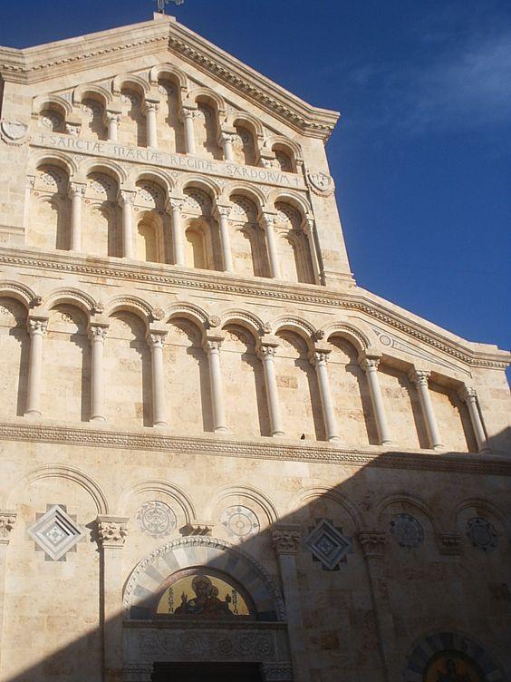 Santa Maria ~ Cagliari ~ Sardinien ~ Skuwandi