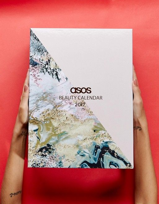 asos 2017 Beauty Advent Calendar