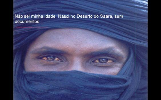 Historia de um povo Tuareg.