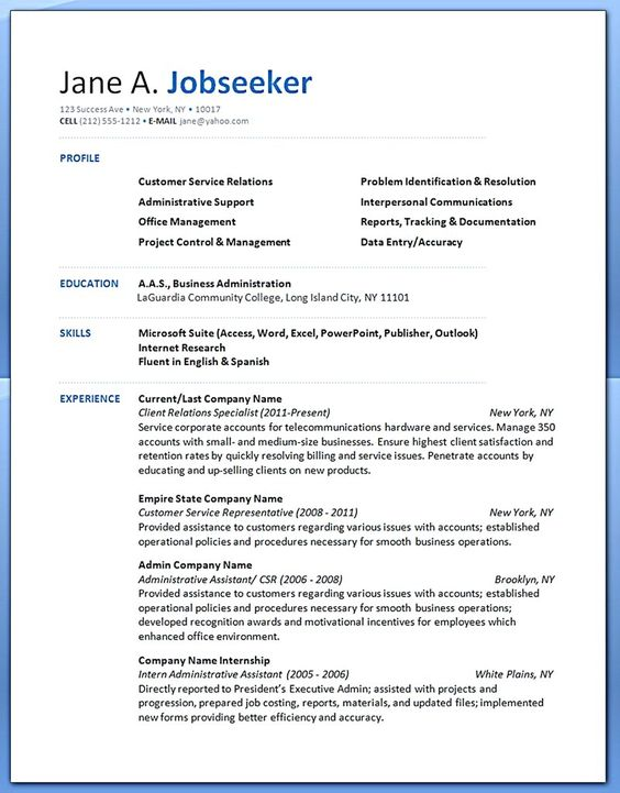 customer service resume examples Customer service resume consists - examples of abilities