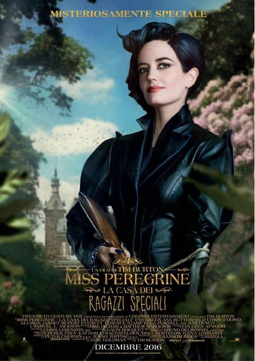 Ver Miss Peregrine S Home For Peculiar Children Pelicula Completa