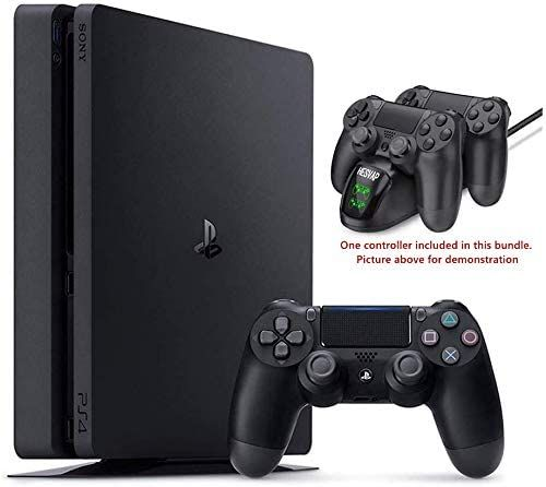 Newest Playstation 4 Ps4 1tb Slim Gaming Console W Hesvap Charging Station Dock Newest Playstation Playstation 4 Ps4 Gaming Console