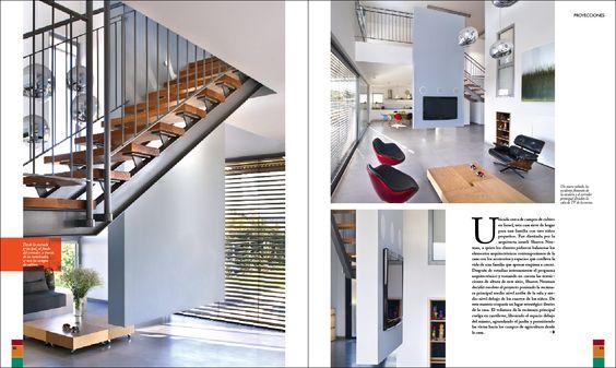 Casa Hasharon. Arquitecta Sharon Neuman. Texto: Ximena Orozco. Fotos: Cortesía Sharon Neuman Architects. (2-5)