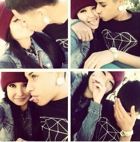 Swag couples swag and couple on pinterest - Photo couple swag ...