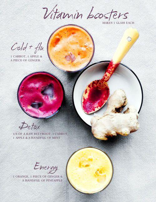 Vitamin boosters | FitnessDreams