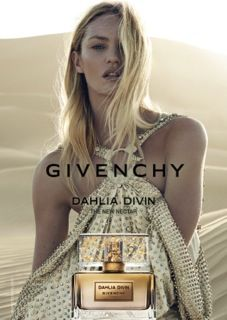 PETER LINDBERGH   Givenchy Dahlia Divin