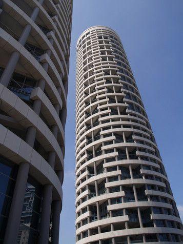 Tel Aviv, residential skyscraper