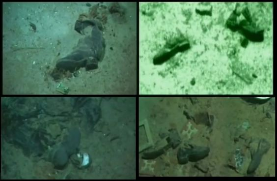 Titanic Victims' Bodies | ... titanic bodies found 2012 ...