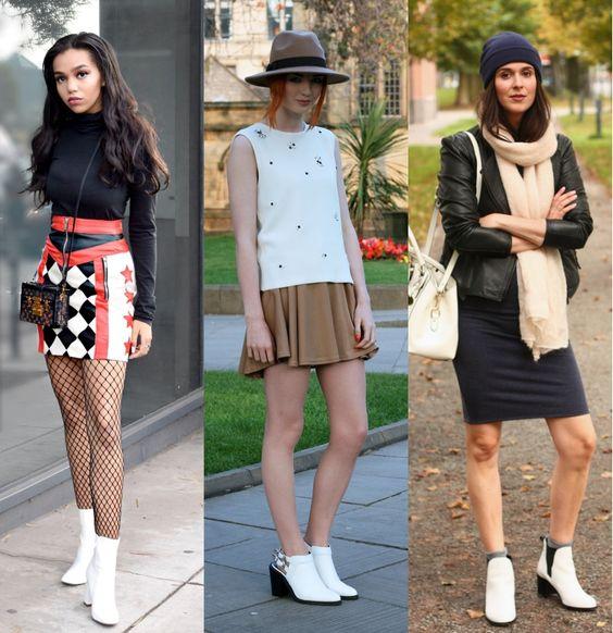 Saiba mais sobre como usar bota branca, a tendência da vez que promete atualizar o look do dia com mais estilo e muita personalidade.