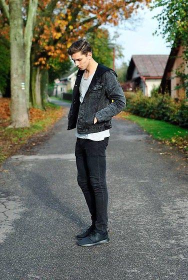 nouveau parfum yves saint laurent - Nike Roshe Run, Asos Denim Jacket | Things to Wear | Pinterest ...