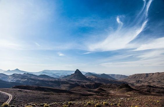Hinderlund, Marruecos.