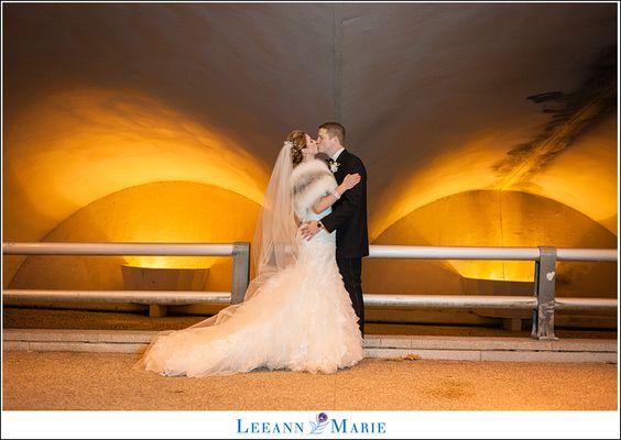 point state park wedding photos