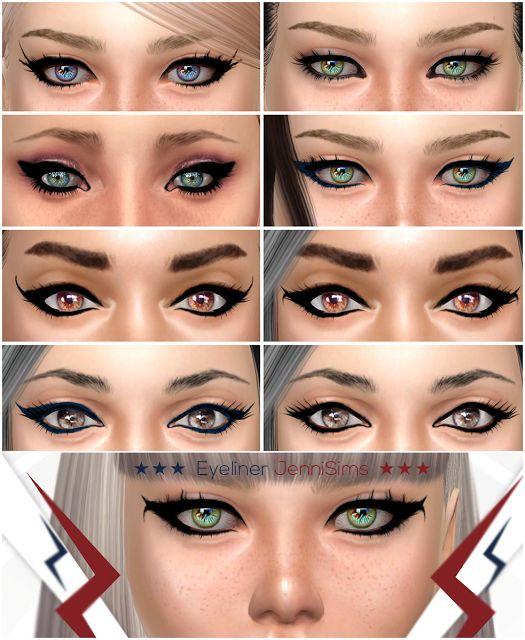 Jennisims : Eyeliner So Cool Vol 3.