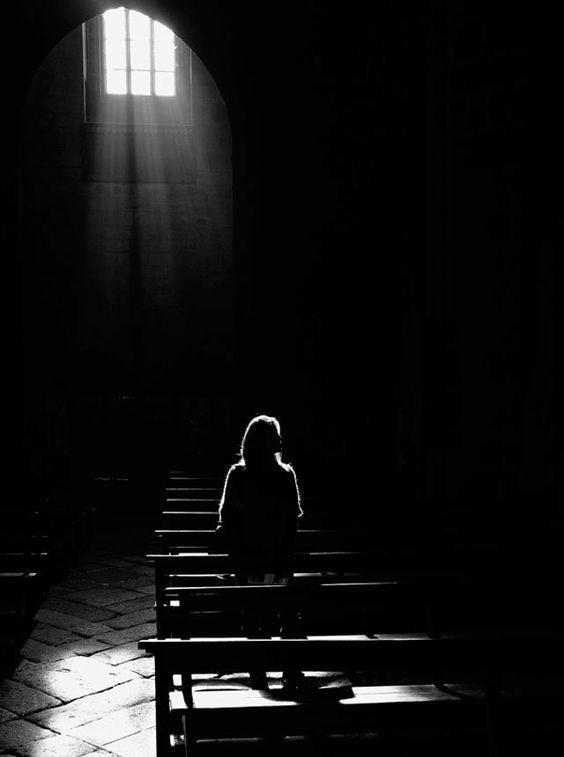 conversazione con Dio...