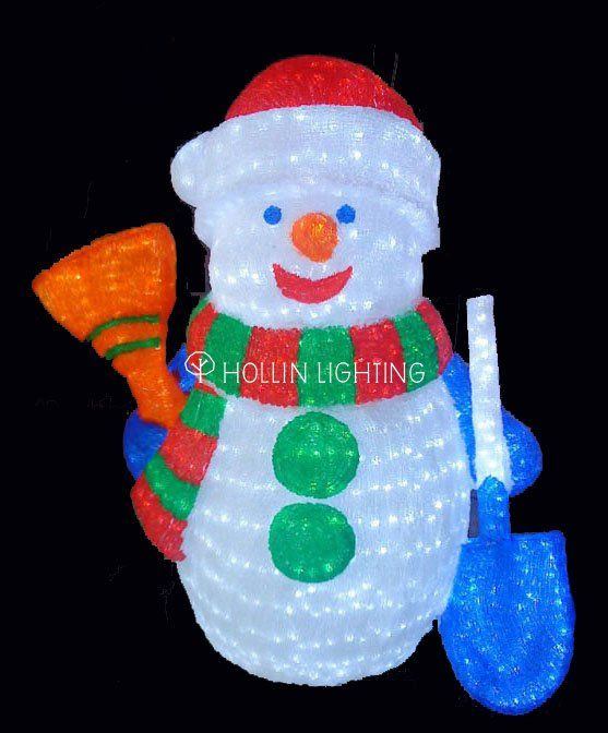 This High Quality Snowman Sculpture On Its Own Or As A Part Of Your Display Items Will Be A Stunning Addition To An With Images Snowman Christmas Ornaments Holiday Decor