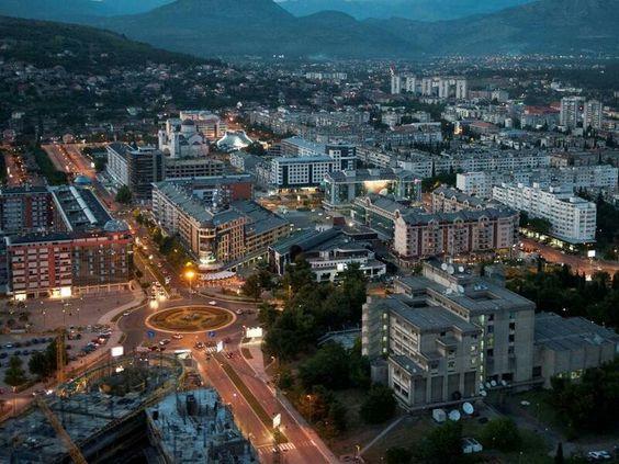 Podgorica Crna Gora