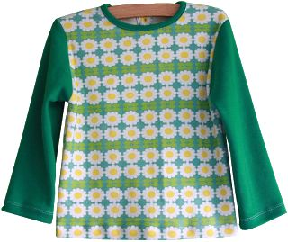 small dreamfactory: Free sewing tutorial and pattern toddler long sleeve T-shirt