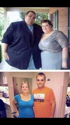 If thats not motivation then i dont know what is! Congrats to this couple!