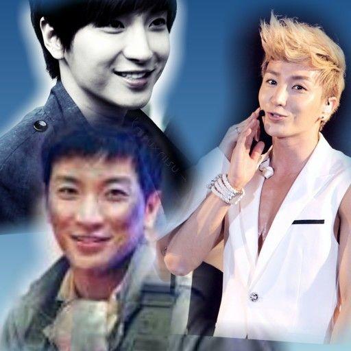 Leeteuk líder de Super Junior