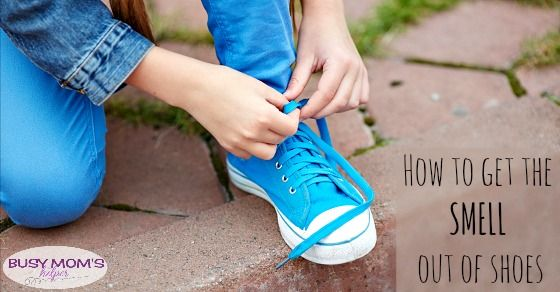 Get Rid Of The Stinky Shoe Smell Stinky Shoes How To Make